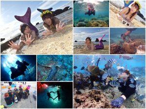 今日熱門文章:沖繩青之洞窟潛水.My Diving,深潛、浮潛、美人魚體驗,海邊玩翻天!