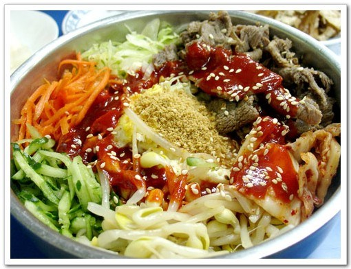 今日熱門文章:金羅道韓式拌飯