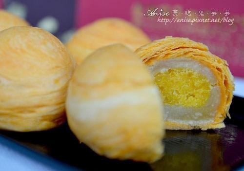 今日熱門文章:愛維爾芝士蛋黃酥@新北市蛋黃酥節