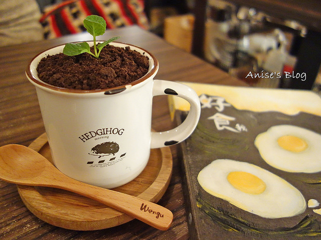 東區咖啡.溫古咖啡,舒適美味的小咖啡館兒 @愛吃鬼芸芸