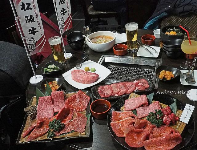 東京美食.俺的燒肉(俺の焼肉) 銀座9丁目,超美味三大和牛之首松阪牛好肥美好好吃啊啊啊!(文末有菜單) @愛吃鬼芸芸