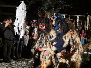 今日熱門文章:秋田柴燈祭生鬼季、橫手雪屋祭行程一覽表