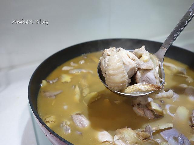 麻油雞簡易食譜,半小時輕鬆上桌 @愛吃鬼芸芸