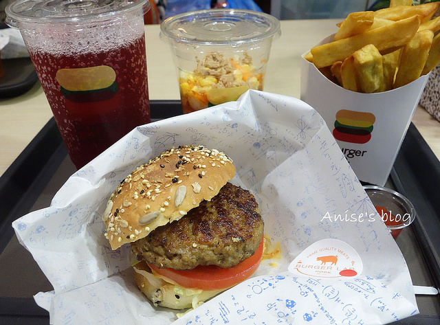 台北車站美食.Burger Lab.平價又美味的漢堡,果然是飯店等級! @愛吃鬼芸芸