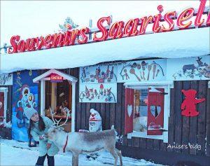 今日熱門文章:進入北極圈閒晃的2日@薩利色爾卡啤酒旅館 ( Saariselkä Inn)