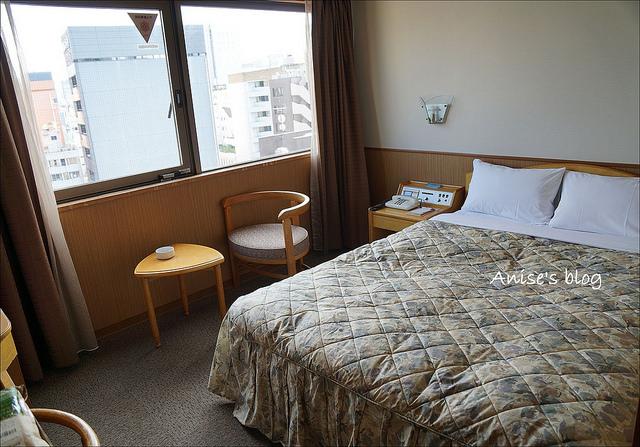 東京上野住宿.東京園畔飯店 (Hotel Parkside Tokyo) @愛吃鬼芸芸
