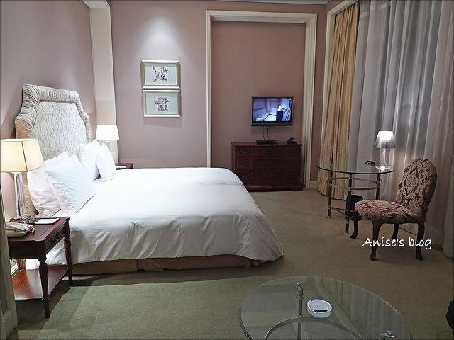 上海外灘住宿.外灘浦華酒店,典雅舒適的好飯店 @愛吃鬼芸芸