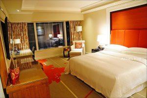 今日熱門文章:澳門氹仔島住宿.喜來登金沙城中心酒店,典雅高貴舒適宜人