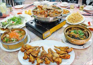 今日熱門文章:新南粵成記美食,生猛海鮮火鍋骨煲