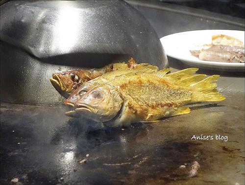 羅東美食.紅林食譜,價格平實份量十足的鐵板燒 @愛吃鬼芸芸