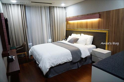 首爾住宿.金浦藝術飯店 (Hotel L'art Gimpo),平價又舒適鄰近金浦機場 @愛吃鬼芸芸