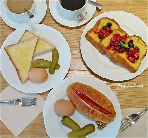 銀座美食早餐.ginza mimozakan cafe (銀座みもざ館カフェ) @愛吃鬼芸芸
