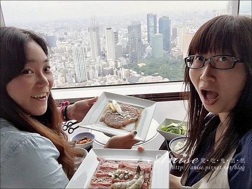 敘敘苑商業午餐@新宿Opera City 53F 高樓層無敵景觀,商業午餐高貴不貴 @愛吃鬼芸芸