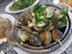 今日熱門文章:台北宵夜.阿財虱目魚肚,三杯蛤是大亮點