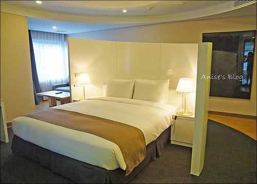 首爾住宿.Center Mark Hotel (仁寺洞)(無障礙房型) @愛吃鬼芸芸