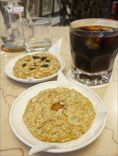 東區.瑪格莉特咖啡館,超好吃的燕麥餅乾+超棒的冰滴咖啡,大推~ @愛吃鬼芸芸