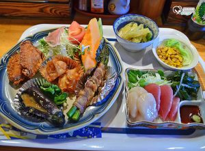 今日熱門文章:美瑛民宿.たきかわ,美瑛車站旁,餐點超美味!
