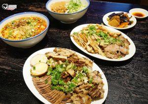 今日熱門文章:遼寧街.蘭芳麵食館,價格略高口味不錯的小店