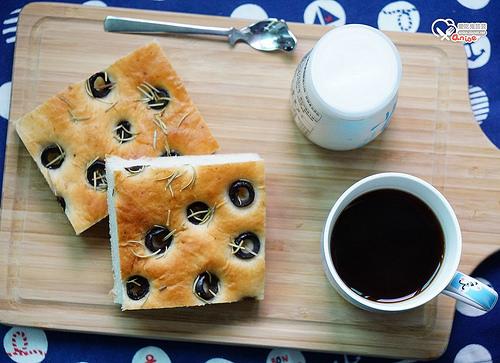 佛卡夏食譜,懶人版麵包機攪拌發酵可 @愛吃鬼芸芸