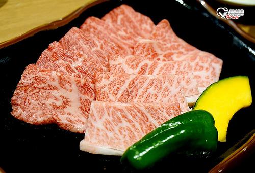 奧田燒肉,伊賀牛油脂熔點低,肥嫩好美味!(忍者吃的牛肉!) @愛吃鬼芸芸
