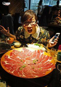 今日熱門文章:西門町.爭纖涮涮鍋,主食很棒、其餘有待加強