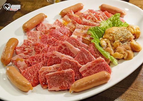 侍肉師本舖~超美味和牛燒肉Yakinikukitagaki (焼肉きたがき) @愛吃鬼芸芸