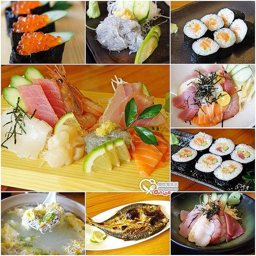 宜蘭頭城美食.魚季 Sashimi&丼食 @愛吃鬼芸芸