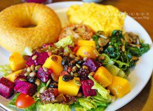 今日熱門文章:芝山站美食.Marcus老倉庫,不一樣的早午餐,鮮果藜麥沙拉超好吃!