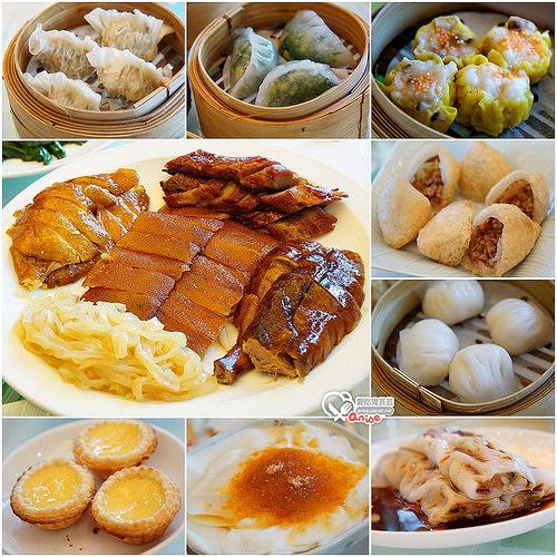 香港美食.美心皇宮,傳說中香港必吃的點心樓! @愛吃鬼芸芸