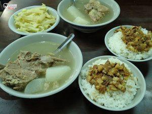 今日熱門文章:艋舺原汁排骨湯.東區也有古早味!