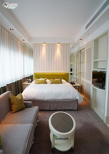 香港住宿.逸蘭精品酒店(銅鑼灣) Lanson Place Hotel Hong Kong,古典優雅低調奢華 @愛吃鬼芸芸