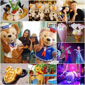 今日熱門文章:香港迪士尼.達菲Duffy & 雪莉玫shelliemay 相見歡、冰雪小鎮夏日限定