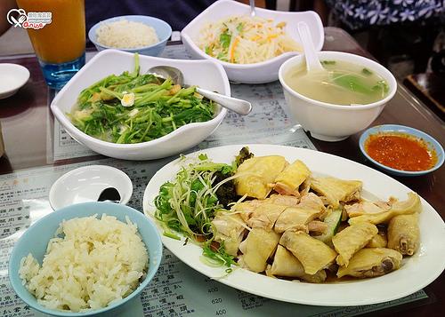 東區美食.文慶雞,正宗新加坡海南雞飯 @愛吃鬼芸芸