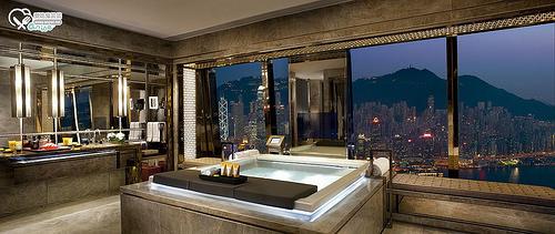 香港.麗思卡爾頓酒店The Ritz-Carlton:行政套房、總統套房 @愛吃鬼芸芸