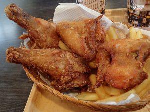 今日熱門文章:女王炸雞/女王漢堡,台式炸雞香脆好滋味