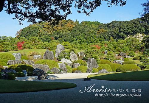 島根旅遊.足立美術館,日本第一庭園美呆了~ @愛吃鬼芸芸
