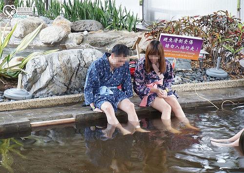 八仙大唐溫泉,大推夢幻櫻花裸湯,一秒到日本! @愛吃鬼芸芸
