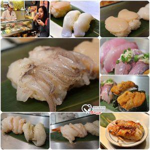 今日熱門文章:東京美食.立喰い寿司(立吞),站著吃壽司!