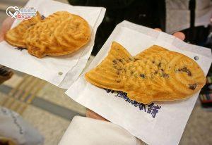 今日熱門文章:大阪美食.鳴門鯛燒本舖,鳴門金時地瓜口味超厲害!