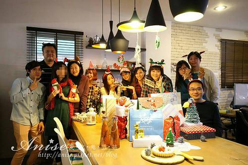 2014年末Party @ aiko&KJ溫暖豪宅 @愛吃鬼芸芸