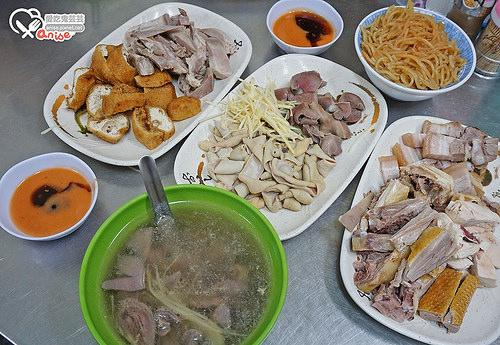 宜蘭美食.北門米粉炒,平價又大碗,煙燻三層肉棒棒! @愛吃鬼芸芸