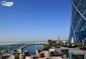 今日熱門文章:阿布達比首都門凱悅酒店Hyatt Capital Gate, Abu Dhabi@ 杜拜小旅行