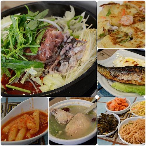 公館美食.小飯館兒韓國料理 @愛吃鬼芸芸