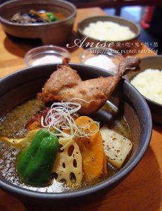 今日熱門文章:札幌美食.PICANTE湯咖哩@2014北海道自助旅行
