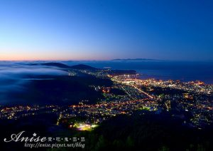 今日熱門文章:小樽景點.天狗山夜景@2014北海道自助旅行