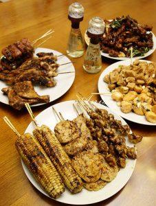 今日熱門文章:花蓮吉安美食.南埔香雞排、汗馬帝斯、海岸路烤肉