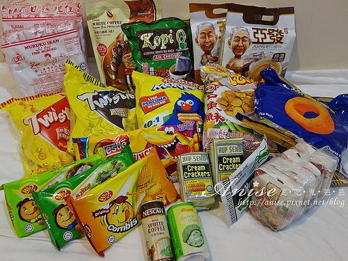 馬來西亞必買!在地人推薦伴手禮零食 @愛吃鬼芸芸