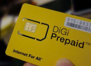 今日熱門文章:馬來西亞上網- DIGI prepaid card 500MB 僅馬幣25令吉!