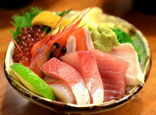 三訪小六食堂,首次丼飯趴真是新鮮便宜又大碗! @愛吃鬼芸芸