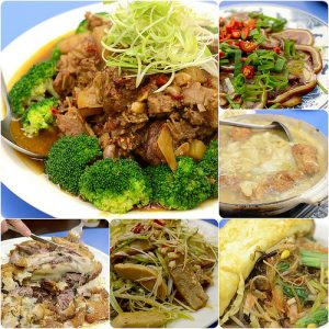 今日熱門文章:新店美食.天津衛小米食堂
